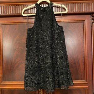 NWT Zara Halter Mini dress